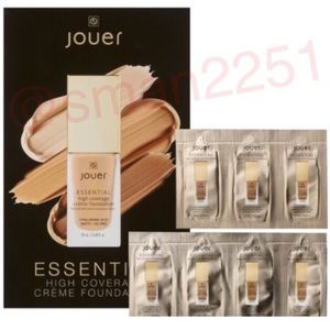 5️⃣ for $25!💛Jouer Essentials High Coverage Fndtn